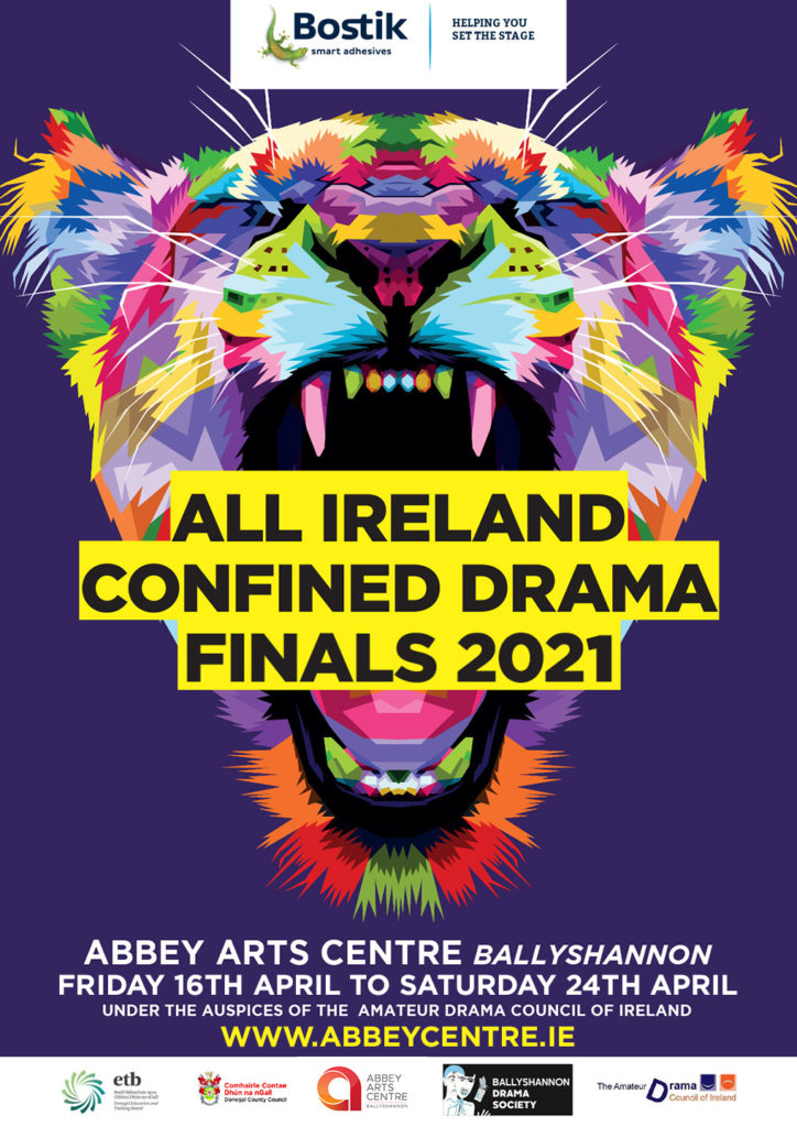 All Ireland Confined Drama Finals 2020 | Abbey Arts Centre