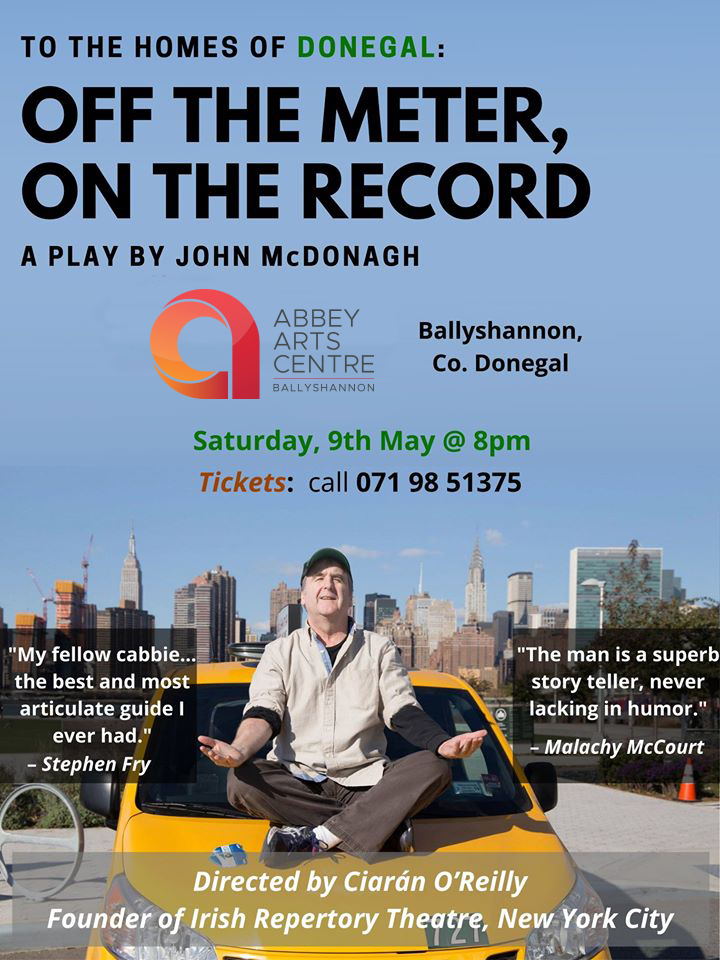 John McDonagh | Abbey Arts Centre