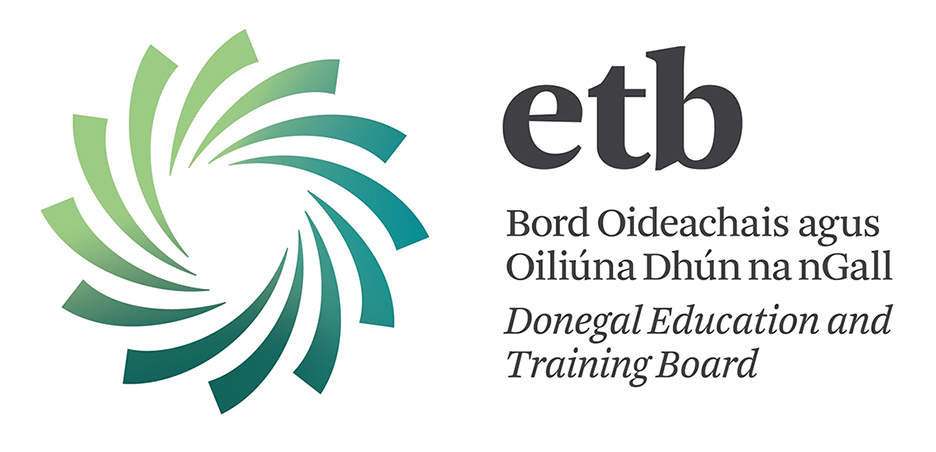 Donegal ETB Logo | Abbey Arts Centre
