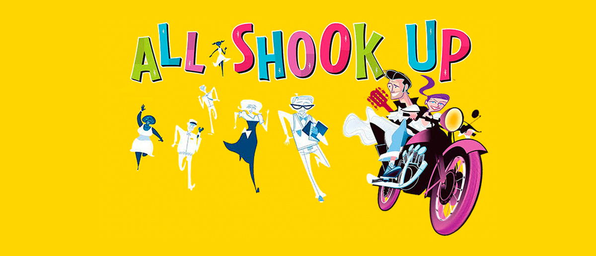 All Shook Up | Abbey Arts Centre