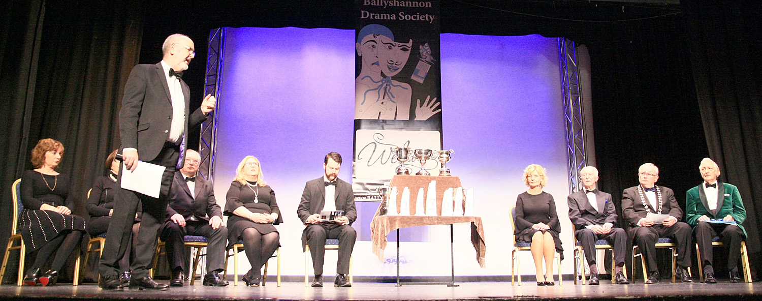 67th Ballyshannon Drama Festival 2019 | Abbey Arts Centre
