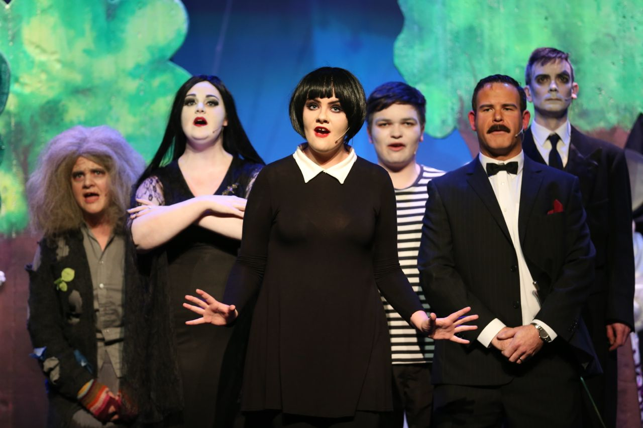 Addams Family - 2016 | Abbey Arts Centre