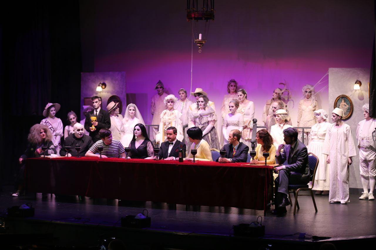 Addams Family - 2016 | Abbey Arts Centre