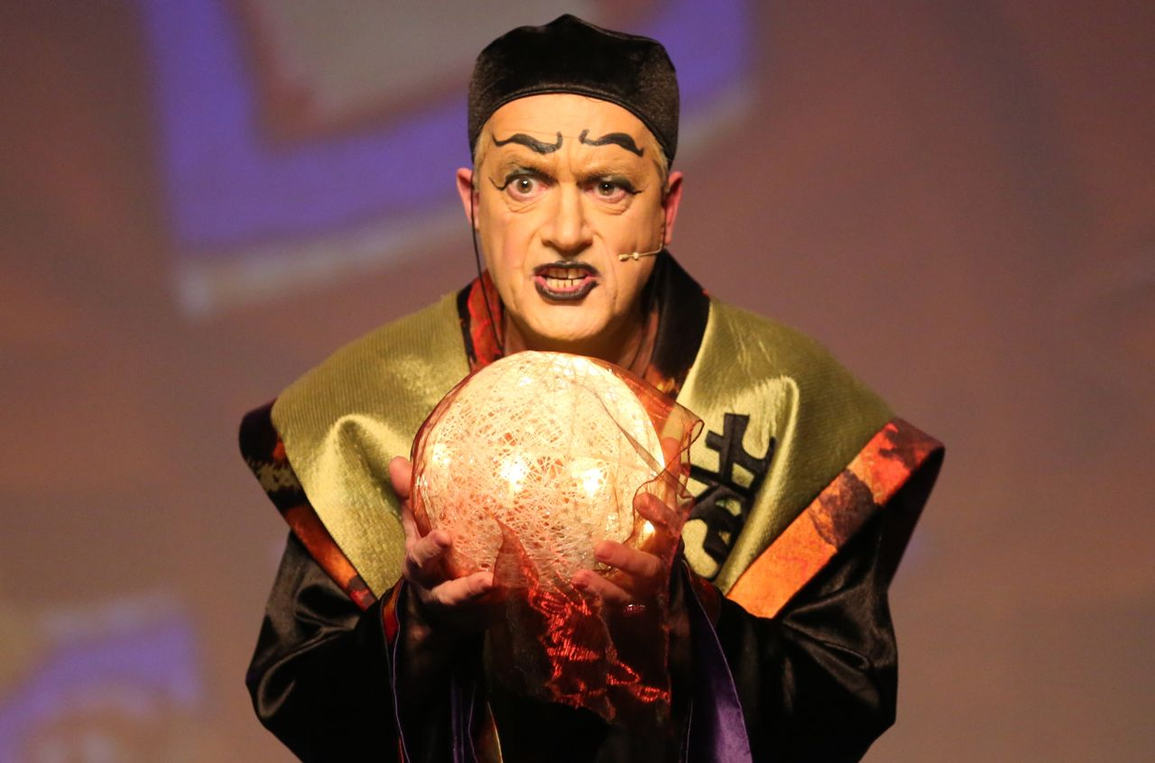 Aladdin 2015 | Abbey Arts Centre