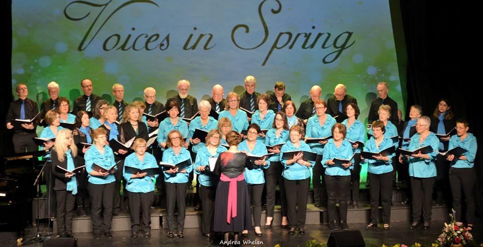 Belcanto Spring Concert 2019   Abbey Arts Centre