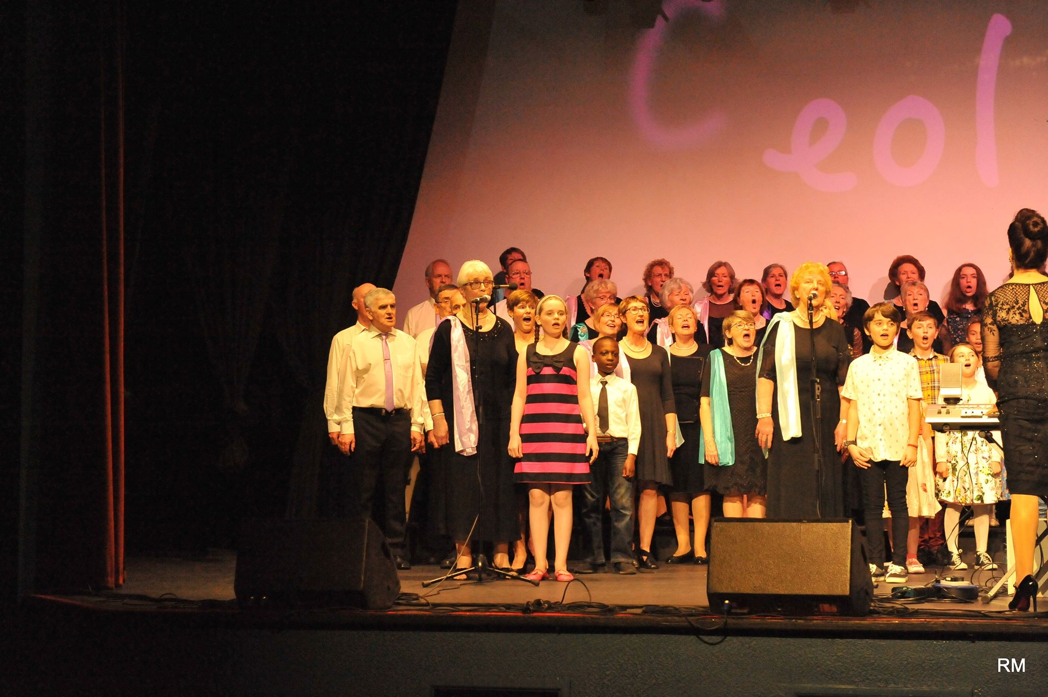 Donegal Choir of Ages 2018   Abbey Arts Centre