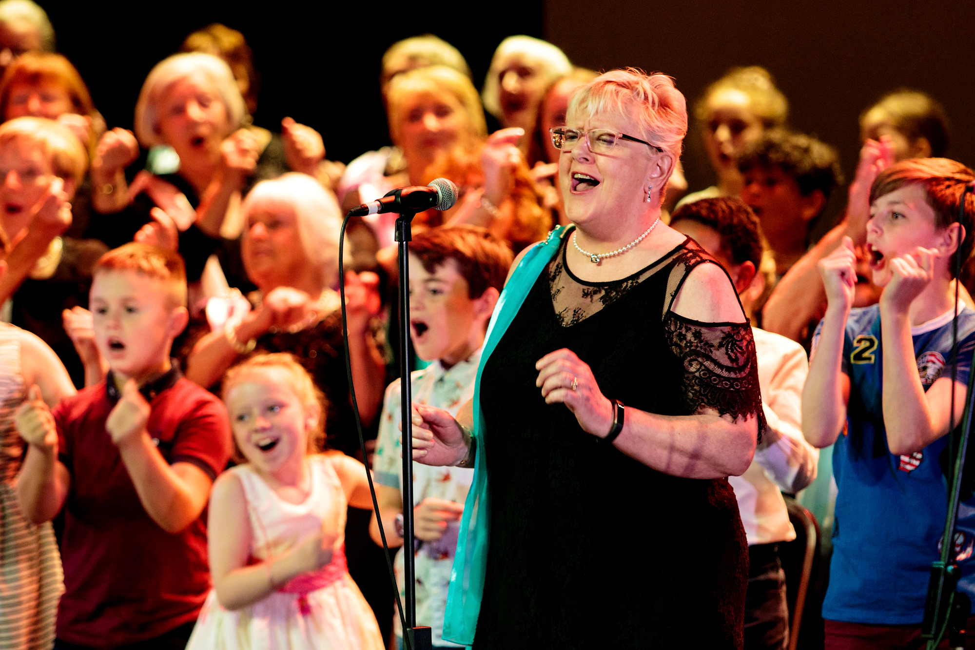 Donegal Choir of Ages 2018 | Abbey Arts Centre