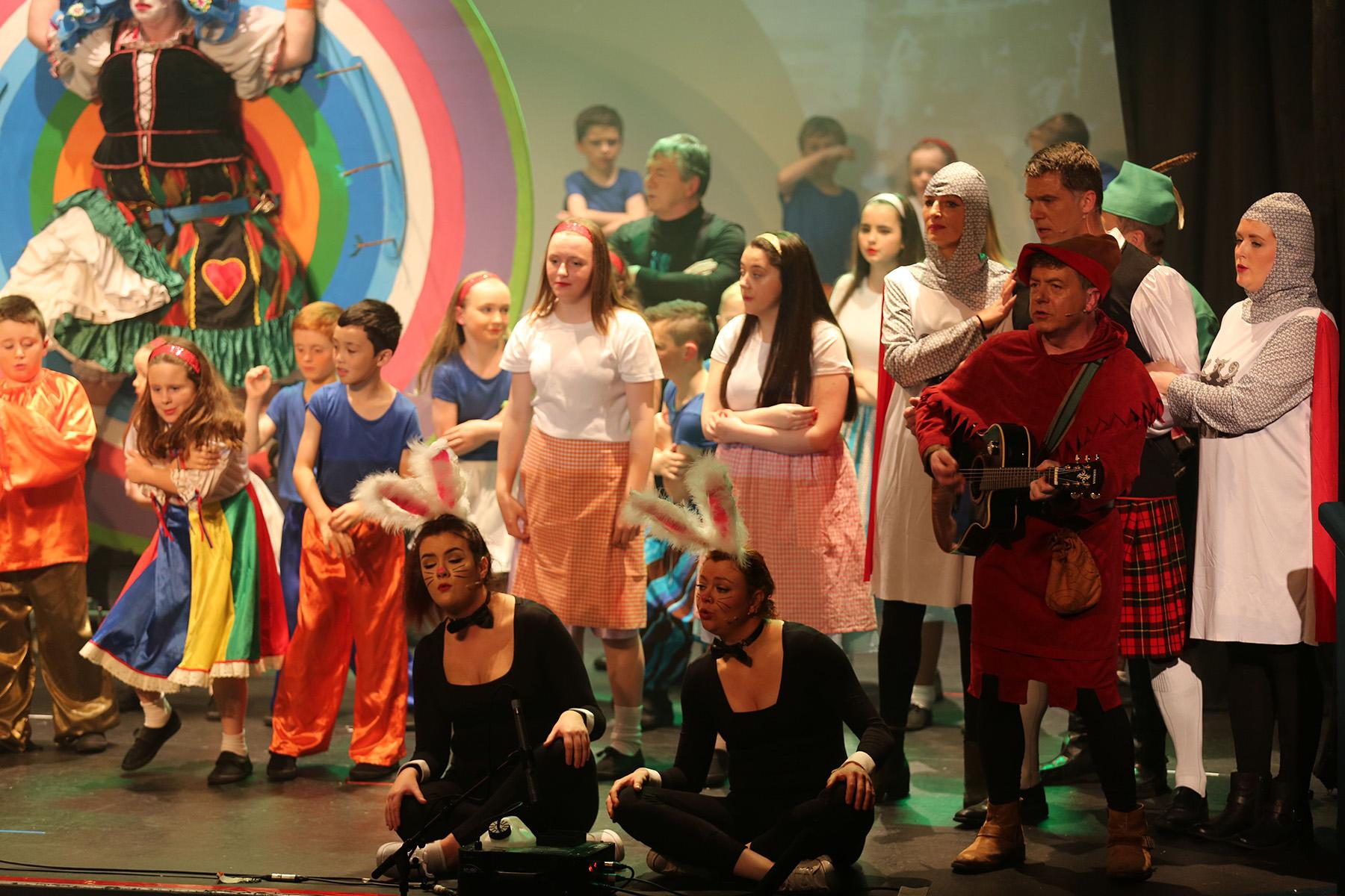 Robin Hood 2016 | Abbey Arts Centre