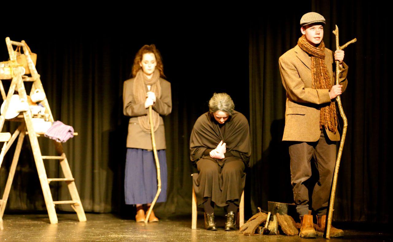TY Theatre Night - 2015   Abbey Arts Centre