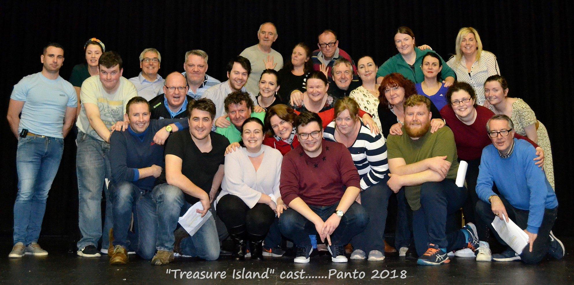 Treasure Island 2018 | Abbey Arts Centre