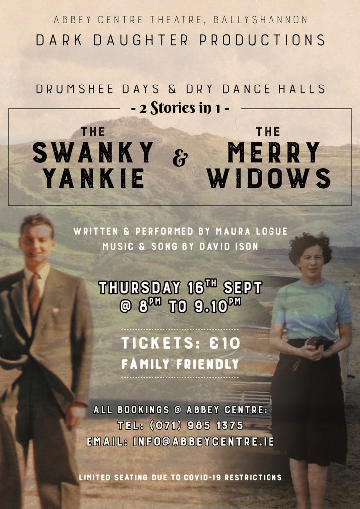 Drumshee Days Poster   The Abbey Arts Centre