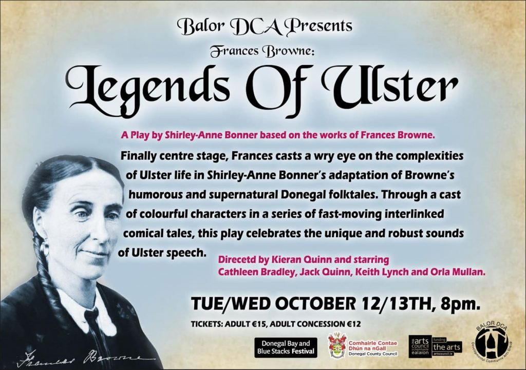 Legends of Ulster | The Abbey Arts Centre
